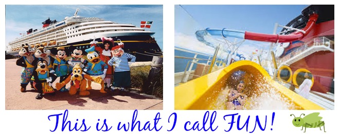 Traveling with kids picture of disney cruise.