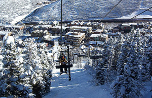 picture of park city utah snow resort, vacation option