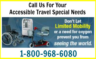 picture and link of accessible travel special needs